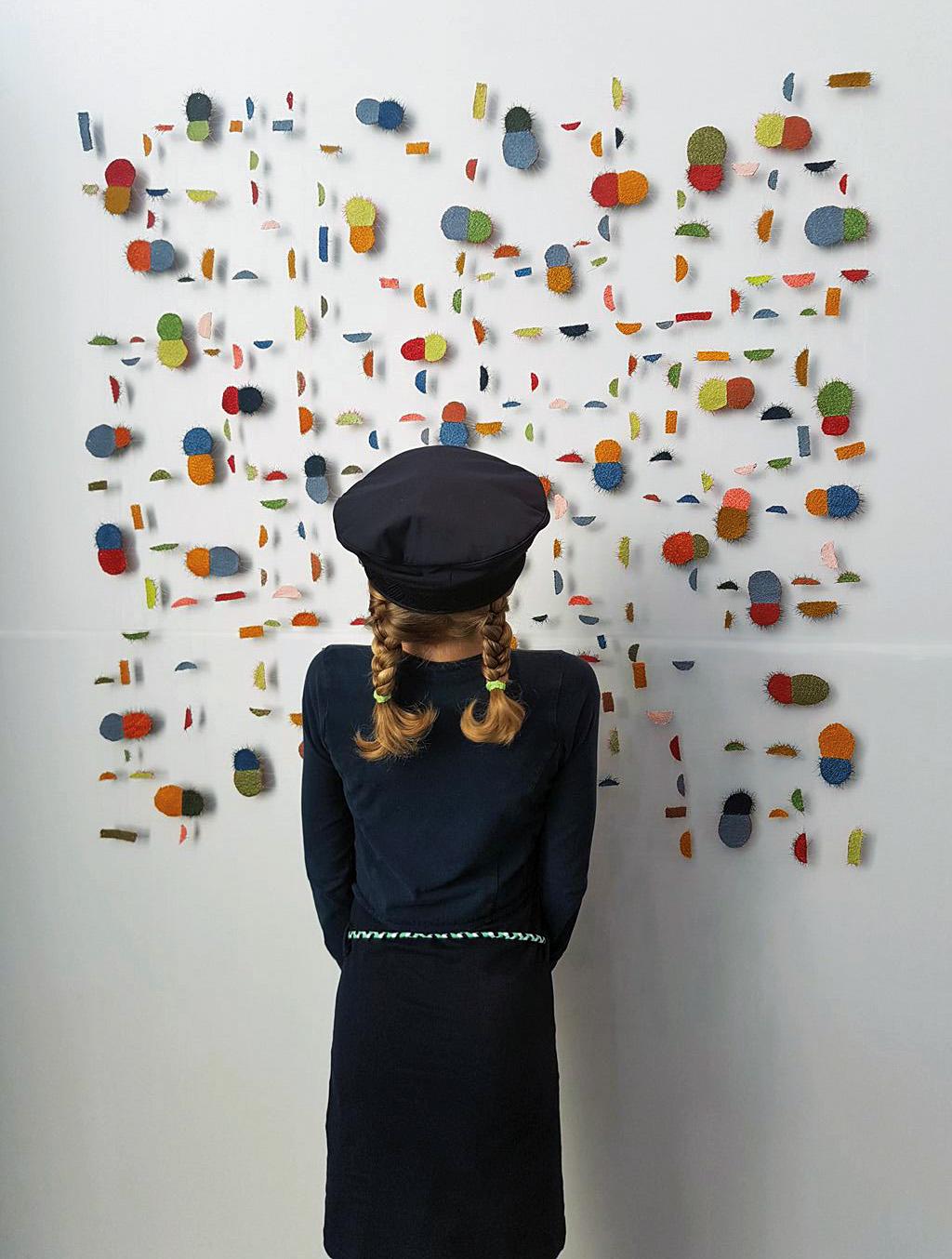 Kunstwerk Marian Bijlenga, foto Ronald Willemsen