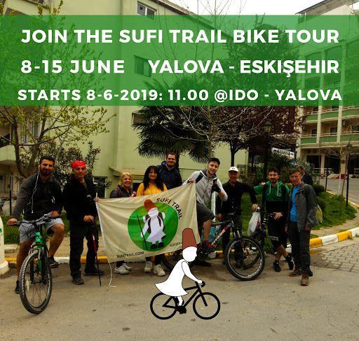 Join the Sufi Trail bike tour