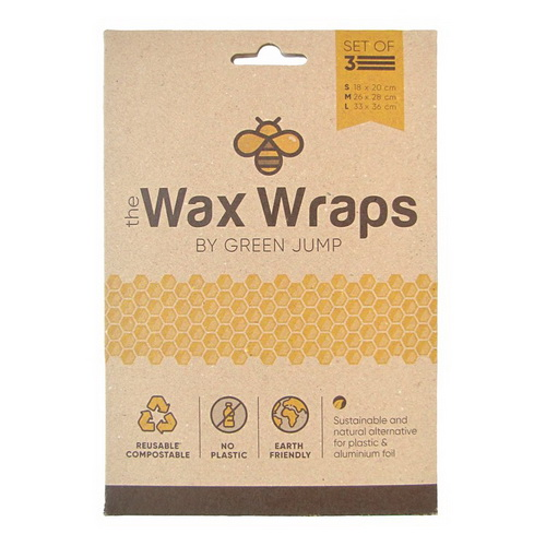 The Wax Wraps by Green Jump