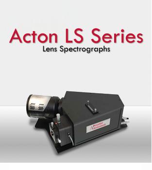 Acton LS series Lens Spectrographs