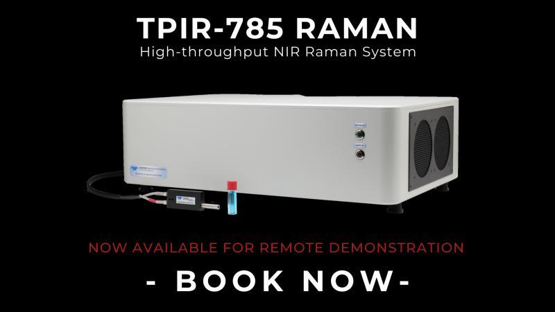 TPIR-785 Raman High Throughput System